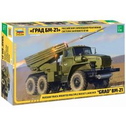 1/35 BM-21 GRAND ROCKET...