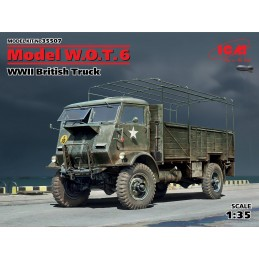 1/35 FORD WOT - 6 WWII B....