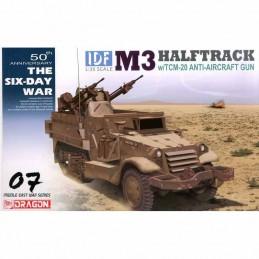 1/35 IDF M3 HALFTRACK TCM20