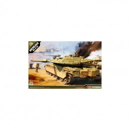 1/35 IDF MBT MERKAVA MK IV