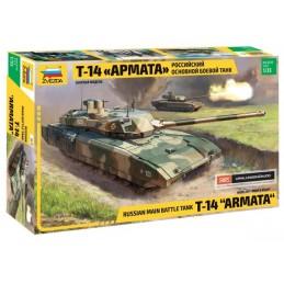 1/35 RUSSIAN MODERN TANK T-14