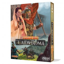 PANDEMIC LA CAIDA DE ROMA