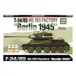 1/35 T-34/85 Nº183 FACTORY...