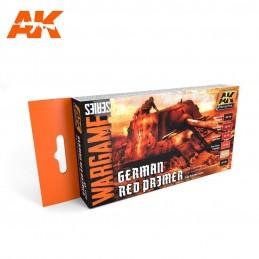 GERMAN RED PRIMER COLOR SET