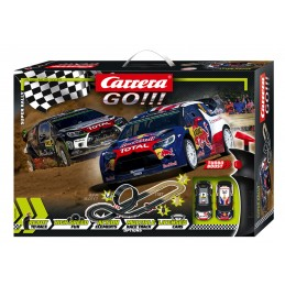 CIRCUITO 1/43 SUPER RALLY