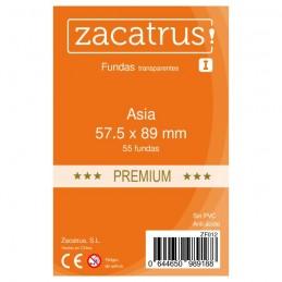 FUNDAS ASIA PREMIUM 57,5 X89