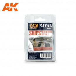 SHIPS WEATHERING SET VOL. 1
