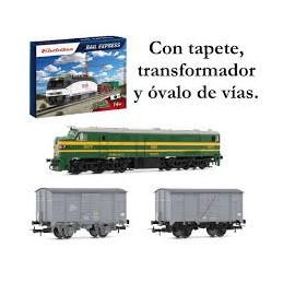 STARTER SET RAIL EXPRESS 10