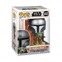 FUNKO SW WITH THE CHILD THE...