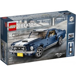 FORD MUSTANG V29 LEGO
