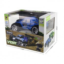 COCHE RC MONSTER TRUCK 1/18...