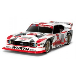 COCHE RC FORD ZAKSPEED T....