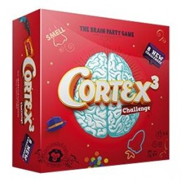 CORTEX 3 CHALLENGE ROJO