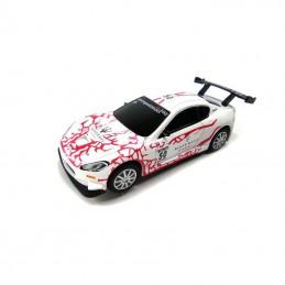 MASERATI WHITE WRC