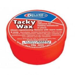 DELUXE TACKY WAX