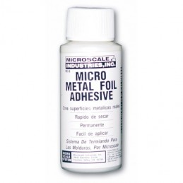 MICRO METAL FOIL ADESIVE MI-8