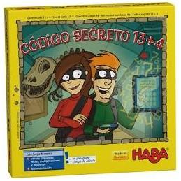 CODIGO SECRETO 13 +4 ESP