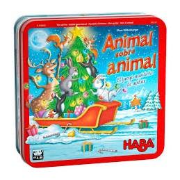 ANIMAL SOBRE ANIMAL NAVIDAD