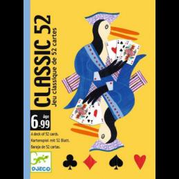 DJECO CARTAS CLASSICS 52