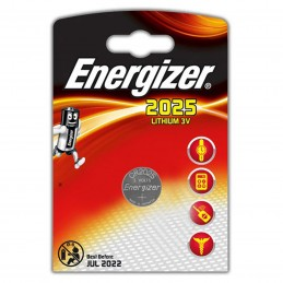 PILA CR2025 ENERGIZER