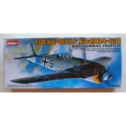 ACADEMY 1/72 FOCKE WULF FW 190