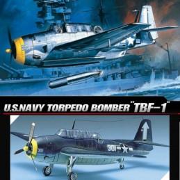 1/72 TBF-1 AVENGER