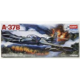 ACADEMY 1/72 A-37B DRAGON FLY
