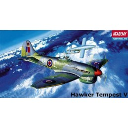 ACADEMY 1/72 HAWKER TEMPEST V