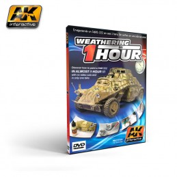 DVD WEATHERING IN 1 HOUR