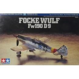 1/72 FOCKE WULF FW190D-9