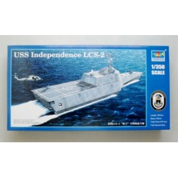 TRUMPETER USS INDEPENDENCE