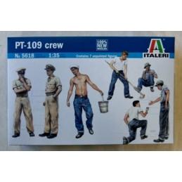PT109 CREW