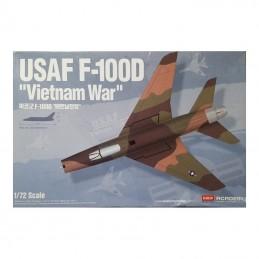 ACADEMY 1/72 USAF F-100D