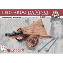 SPINGARDA LEONARDO (ITALERI)