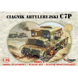 MIRAGE C7P HEAVY ARTILLERI...
