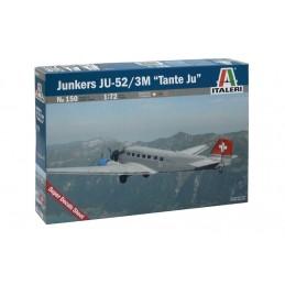 JUNKERS JU-52 TANTE TU 1/72