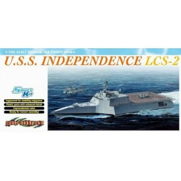 USS INDEPENDENCE LCS2 1/700