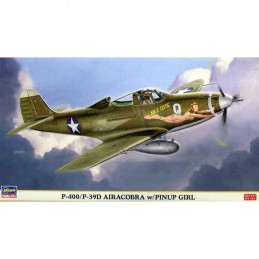 1/48 P-400/P-39 AIRCOBRA
