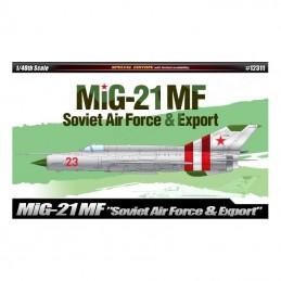 ACADEMY 1/48 MIG-21 SOVIET...