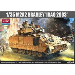 ACADEMY 1/35 M2A2 BARADLEY...