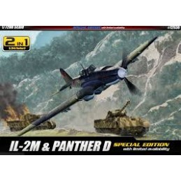 1/72 IL-2M PANTHER