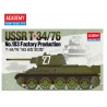 ACADEMY 1/35 T-34/76