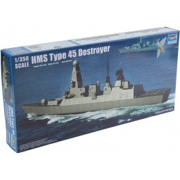 TRUMPETER HMS T-45