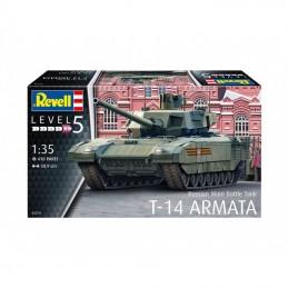 RUSSIAN MAIN BATTLE TANK T-14