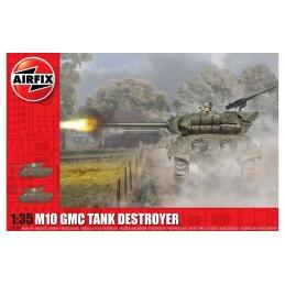 M10 GMC TANK DESTROYER