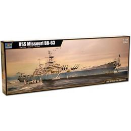 USS BB-63 MISSOURI 1/200