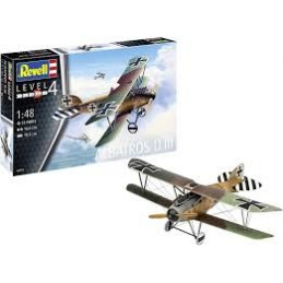 1/48 MODEL SET ALBATROS