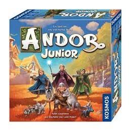 LEYENDAS DE ANDOR JUNIOR