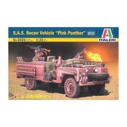 S.A.S. RECON VEHICLE PINK...