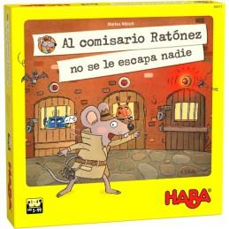 AL COMISARIO RATONEZ NO SE...